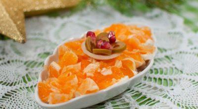 Салат «Селедка по-царски»: пошаговый рецепт с фото