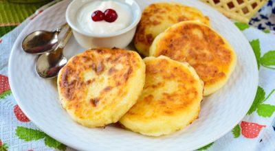 Сырники с манкой: пошаговый рецепт с фото