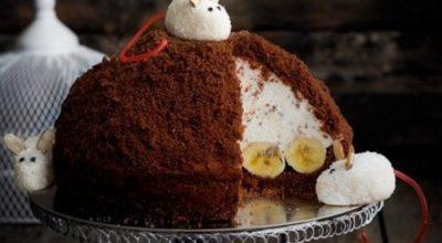 """Торт """"Норка крота"""": Классический рецепт десерта"""