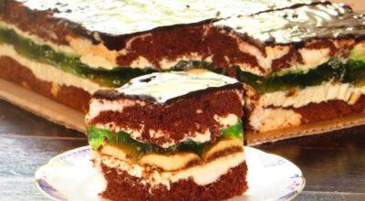 Торт «Глаза Клеопатры». Обалденная турецкая сладость