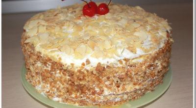 Торт «Молочная девочка». Обалденный рецепт. Все гости тают от него
