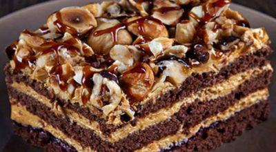 Торт шоколадный «Арабские сказки». Волшебный вкус
