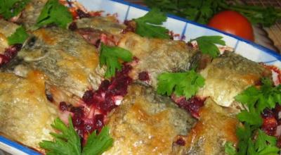 Вкуснейшая рыба, запеченная по-еврейски