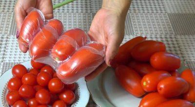 Классный и полезный совет, как хранить томаты свежими круглый год