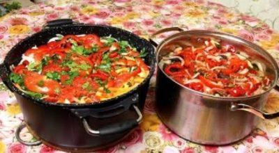 Обалденные квашеные баклажаны — пожалуй, самый удачный рецепт блюда из баклажанов