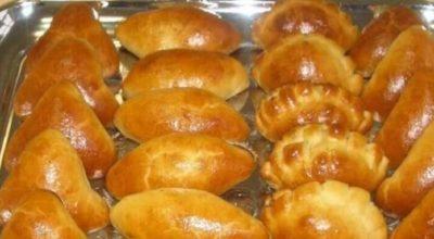 Пирожки «Пятиминутки» — вот рецепт «кремлевского» повара. Они действительно готовятся очень быстро и справиться с приготовлением может даже ребенок