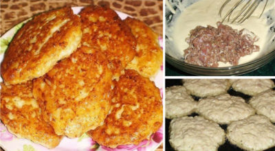 Быстрые «беляши»: Обожаю это вкуснейшее блюдо