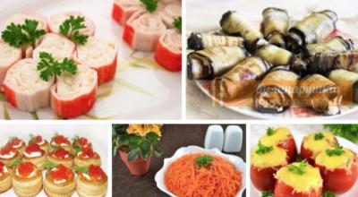 ТОР — 10 лучших рецептов приготовления замечательных закусок