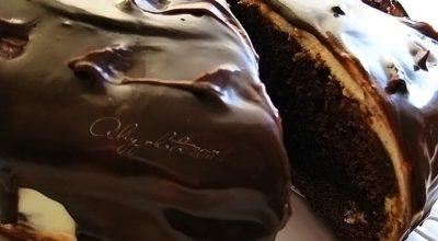 Торт «Капучино». Так десерты вы ещё не готовили
