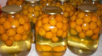 Вкусный и полезный компот из абрикосов на зиму